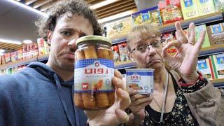 Visitando un supermercado en LÍBANO 🛒🇱🇧