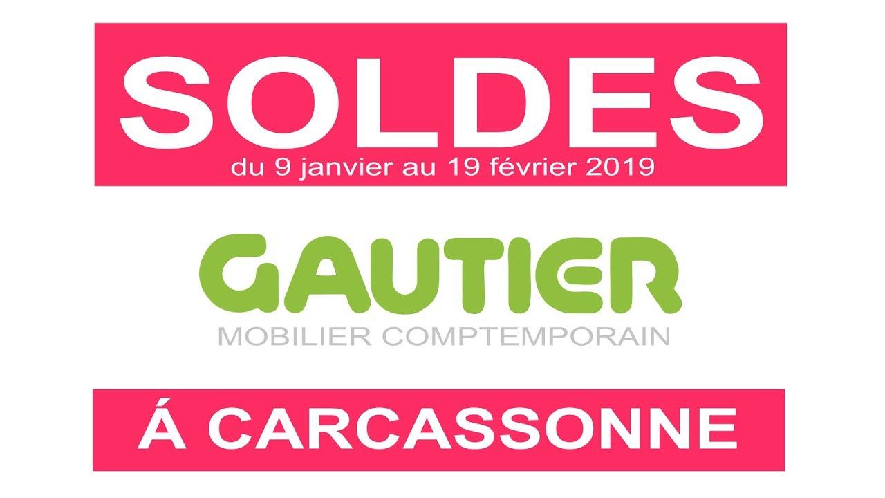 Soldes Gautier Carcassonne