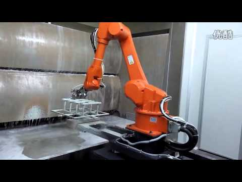 6 Axis Spray Painting Robot for Electronic Industry