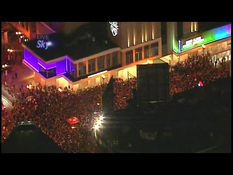 Thousands Gather To Celebrate Prince At First Avenue