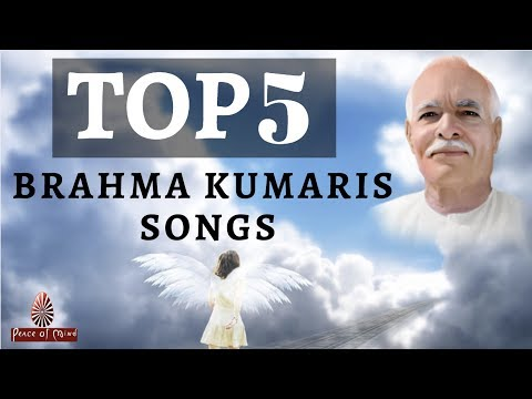 Top 5 Meditation Songs | BK Meditation | Brahma Kumaris | Peace Of Mind TV