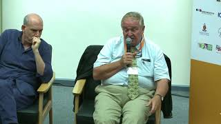 UCT dialogue 1 August 2017: David Nutt, Ethan Nadelmann, Neil Woods, Shaun Shelly