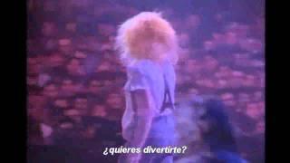 Cyndi Lauper - Girls Just Want to Have Fun (Subtítulos español)