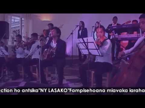 """Njakatiana - """"TSY HAIKO NY TSY HITIA"""" A/C Bessa"""
