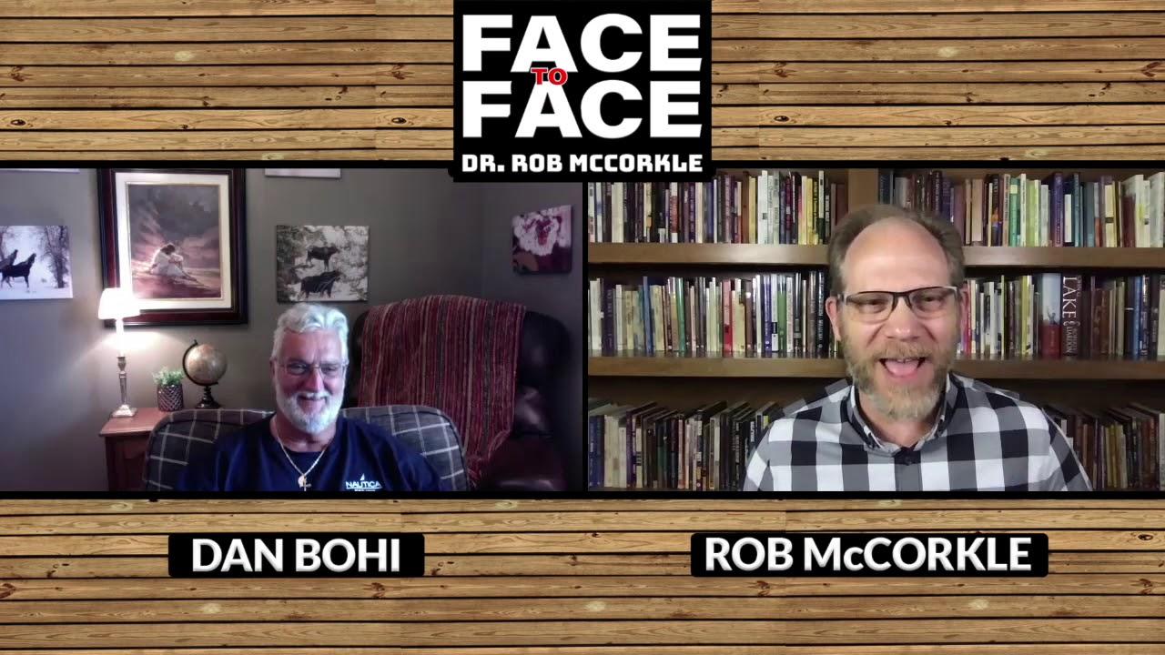 Face To Face • Episode 1 • Dan Bohi