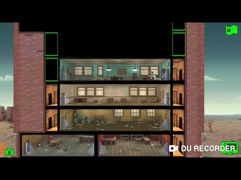 Fallout Shelter - Journey To The Center Of Vaultopolis 11/15 - The Vault-Tec Vantage