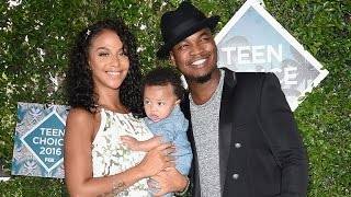 EXCLUSIVE: Ne-Yo Gushes Over New Infant Son, Says He's 'Loving' Married Life
