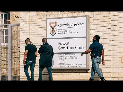 South Africa: Jacob Zuma confirmed to be in jail at Estcourt prison facility