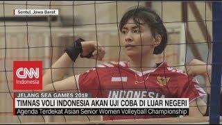 Timnas Voli Indonesia Akan Uji Coba di Luar Negeri