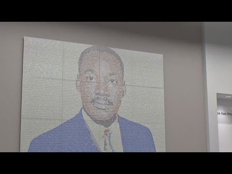 Martin Luther King library branch opens