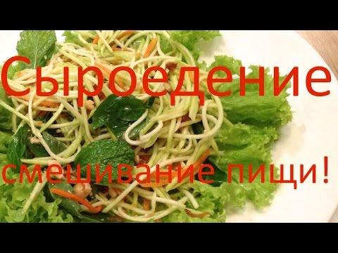 Сыроедение диета (сыроедение питание).