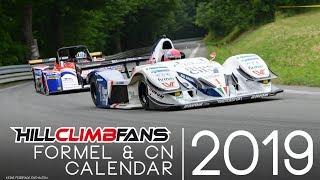 PURE SOUND of Formel & CN Calendar 2019