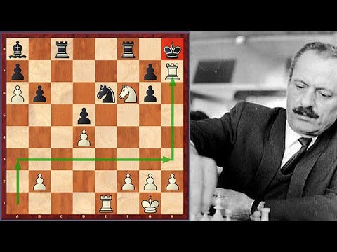 Rossolimo's Immortal! One Of The Most Amazing Moves In Chess History