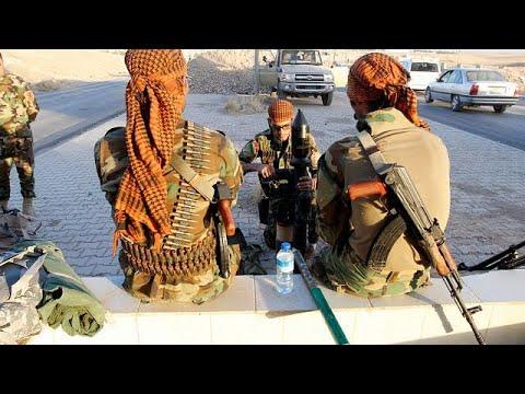 Iraqi Kurds offer 'talks and truce'