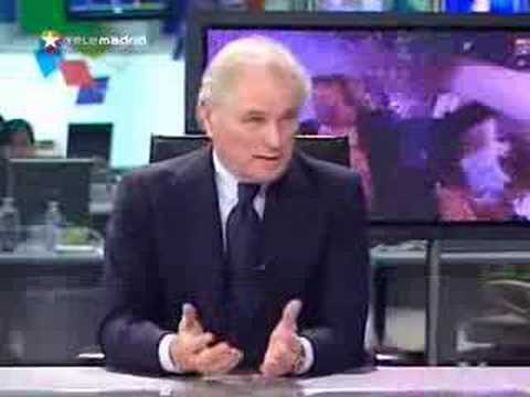 Entrevista con Ramón Calderón, presidente del Real Madrid