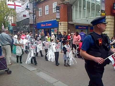 Gravesend Town St Georges Day