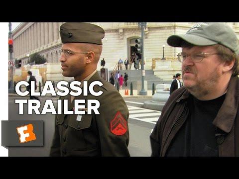 Fahrenheit 9/11 (2004) Official Trailer - Michael Moore Bush Administration Documentary HD