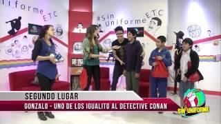 SIN UNIFORME   FINAL DE LOS IGUALITO AL DETECTIVE CONAN