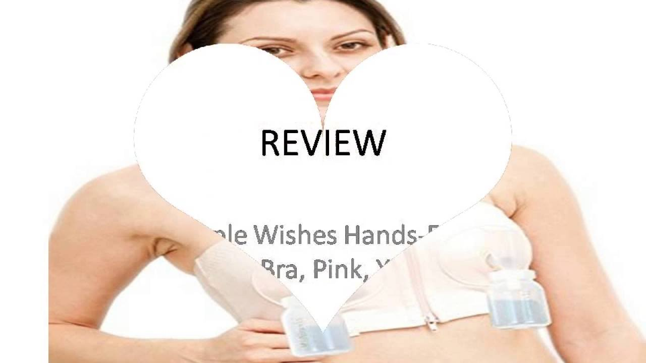 5730227f12ead Simple Wishes Hands-Free Breastpump Bra
