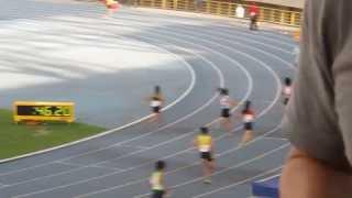 2013 臺灣國際田徑錦標賽 - 女子 4x100m Relay 接力 - 決賽