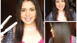 Cómo conseguir un cabello súper liso :D Thumbnail