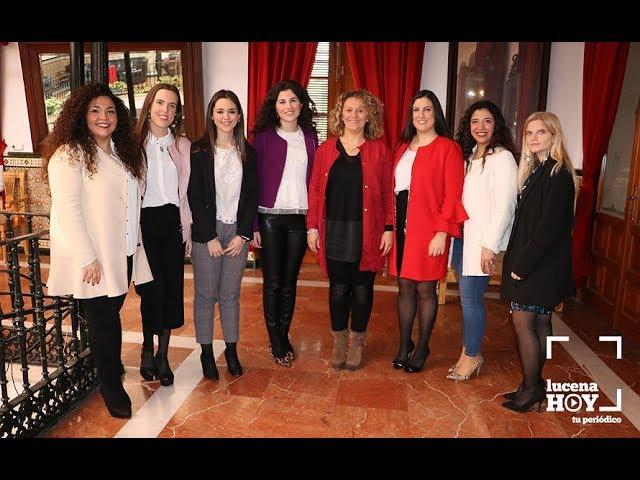 VÍDEO: Elegida la Aracelitana Mayor 2018 y su Corte de Honor. Primeras declaraciones de Araceli Ranchal