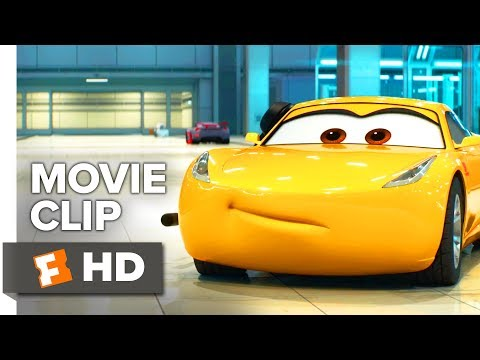 Cars 3 Movie Clip - My Senior Project (2017)   Movieclips Coming Soon