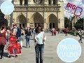 Paris Vlog Part 2   Big Bus Tour Day 1  Jasmine Marisa