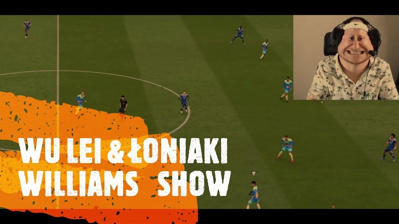 FC ULANI   POWRÓT DUETU WU LEI & ŁONIAKI WILLIAMS   PARIS PLATYNOV   FIFA 20