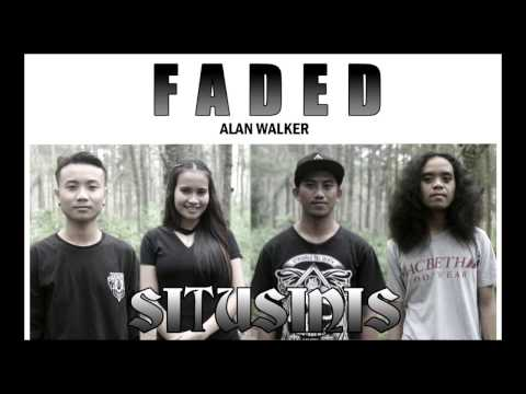 Faded - Alan Walker SITUSINIS Rock Cover