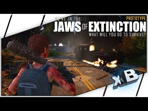 Jaws of Extinction | Prototype Gameplay :: First Look!