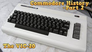 Commodore History Part 2 - The VIC 20 thumbnail