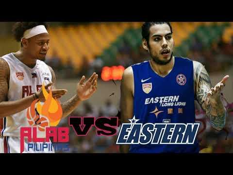 Alab Pilipinas VS Hongkong Eastern Game Highlights | Standhardinger's Smashing Debut
