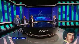 Liverpool 2-0 Porto Post Match Analysis