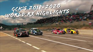 GCK's 2018-2020 World RX Highlights 🤘