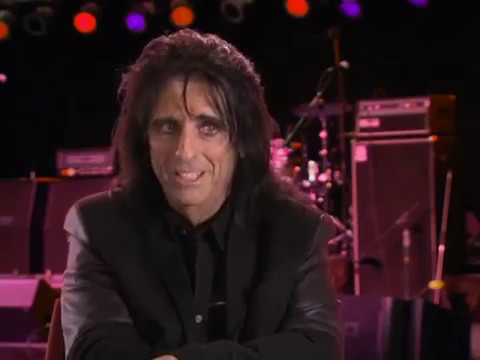 Crystal - WATCH:  Alice Cooper Talks Early Years On Wolfman Jack's Mid Night Special