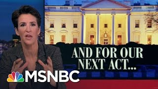 A Dire Period Of Scandal For Donald Trump In Turmoil | Rachel Maddow | MSNBC