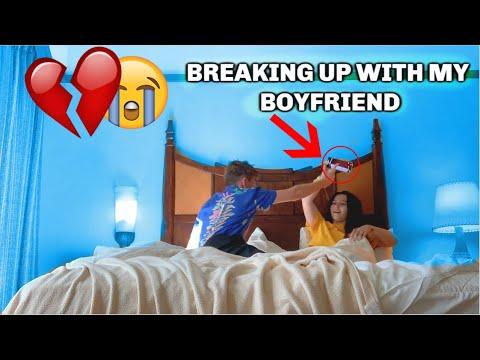 Breaking Up With My Boyfriend On Valentines Day **HE GOT SAD** Mp3