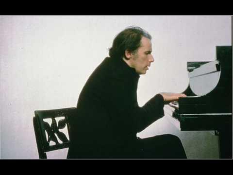 Glenn Gould, live, Salzburg - Sweelink, Organ Fantasy