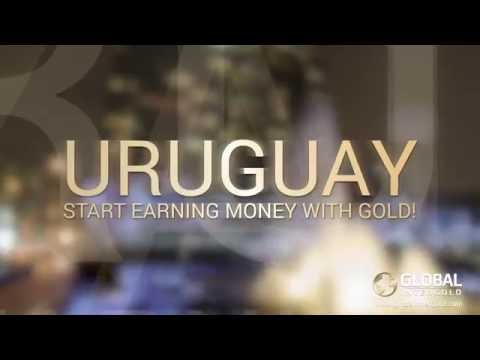 Become a Global InterGold client in Uruguay