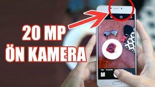 Türkiye'nin İlk Bu Değerlere Sahip Telefonu: 20 MP Ön Kameralı Casper VIA P2 İncelemesi