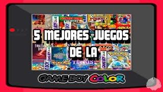 ◤Los 5 mejores juegos de la GameBoy Color
