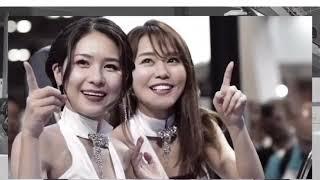 東京モーターショー2017、パイオニアブースコンパニオン、佐野真彩...