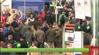Cereals 2012 http://www.cerealsevent.co.uk farming exhibition, agricultural show, lincoln