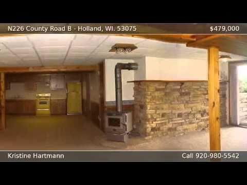 N226 County Road B HOLLAND WI 53075