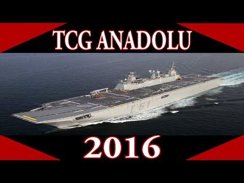 TCG ANADOLU Son Durum ve Tüm Detaylar 2016 HD