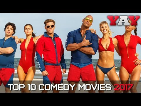 TOP 10 COMEDY MOVIES 2017  PART 1