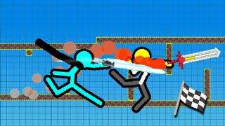 I made Race Maps - Supreme Duelist Stickman