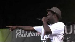 Jay Electronica - My World / Dimethyltryptamine @ Summerstage, Red Hook Park, Brooklyn, NYC