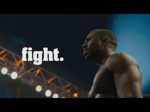 "CREED II - ""Fight"" - ROCKY IV"